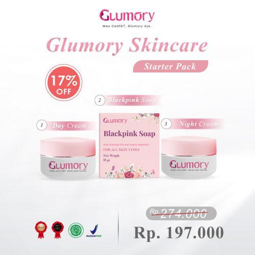 Glumory Skincare Brightening